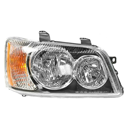 Headlights Headlamps Left /& Right Pair Set for 01-03 Toyota Highlander