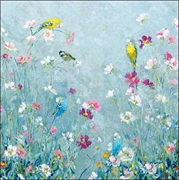Woodmansterne Fine Art Blank Birthday Card 9270