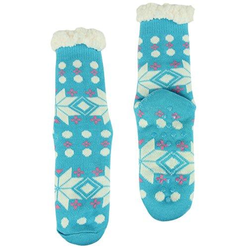 fuzzy thermal socks - 8