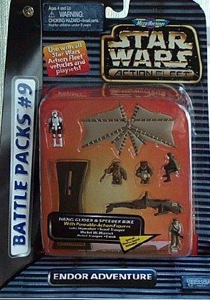 (Star Wars Classic Micro Machines Classic Battle Pack: Endor Adventure #9)