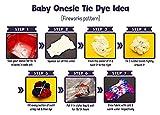 Doodlehog Easy Tie Dye Party Kit for