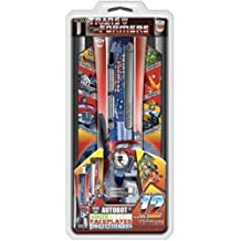 Xbox 360 Transformers Faceplate (1 Faceplate with 12 Autobot stickers)