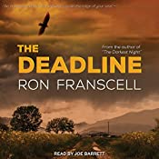The Deadline: Jefferson Morgan Mystery Series, Book 1 | Ron Franscell
