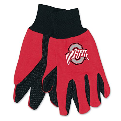 Ohio State Two-Tone Gloves - Garden Stores Mall State