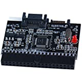 niceeshop(TM) IDE to SATA Adapter or SATA to IDE Converter-Black