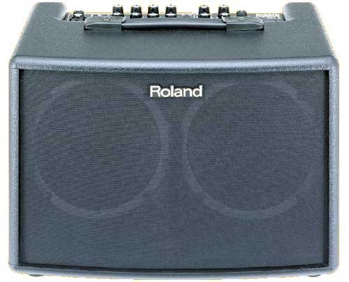 Discover Bargain Roland 4 String AC-60 Acoustic Chorus Guitar Amplifier with Dual 30-Watt 6.5-inch S...