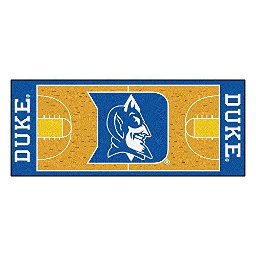 Duke University Basketball Court Runner ()