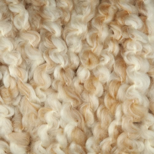 Homespun Acrylic Yarn - Lion Brand Homespun Thick & Quick Yarn (412) Pearls