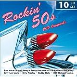 Rockin 50's - 200 Originals from Paul Anka, Chuck Berry, Everly Brothers, amo!