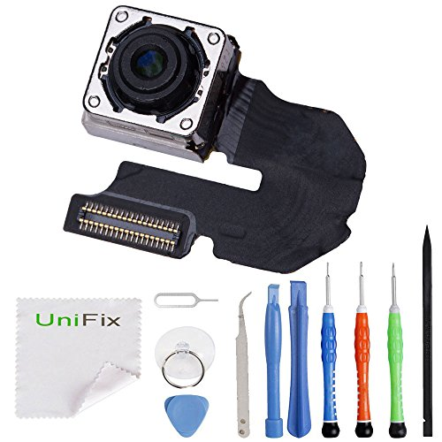 Unifix Back Rear Main Camera Replacement Part for iPhone 6 4.7