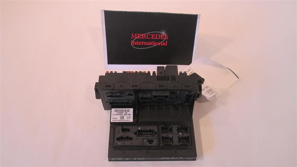 2008 2009 Mercedes Benz E350 Sam Control Fuse Box 2115459001 Automotive