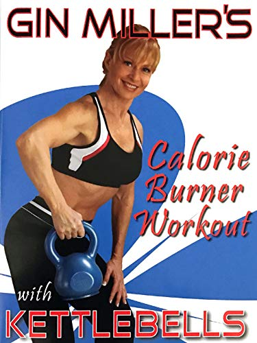 Gin Miller's Calorie Burner Workout with - Millers Gin
