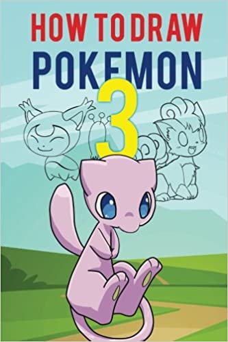 Buy how to draw pokemon the step by step pokemon drawing book book online at low prices in india how to draw pokemon the step by step pokemon drawing