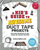 It is a known fact of the universe that duct tape can fix anything. If it's broken, just add duct tape! For generations this has been the case, and now thanks to Instructables.com, there's one more thing duct tape can fix—boredom!Duct ...