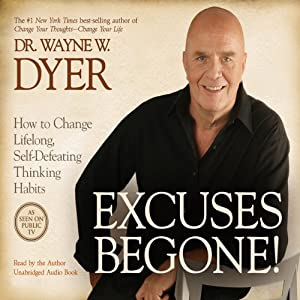 Excuses Begone! Audiobook