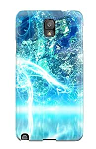 High-end Case Cover Protector For Galaxy Note 3(k Space)