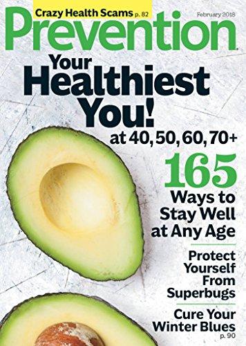 Magazines : Prevention