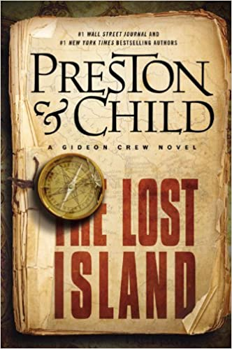 Image result for preston & childs the lost island