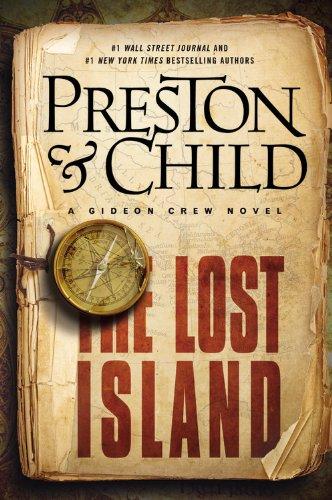 Download The Lost Island: A Gideon Crew Novel (Gideon Crew series) PDF