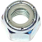 Hard-to-Find Fastener 014973284985 Coarse Nylon Insert Lock Nuts, 1/2-13-Inch, 20-Piece