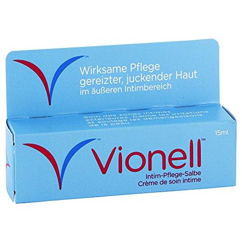 VIONELL Intim Pflege Salbe, 15 ml