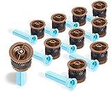 10-Pack Rainbird High Efficiency HE-VAN-12 Variable Arc Nozzles 10'-12' Adjustable Radius