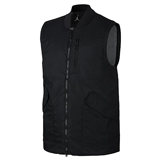 new concept fb9dd aa2ce Nike Mens Jordan Lifestyle Vest 807953 at Amazon Men s Clothing store