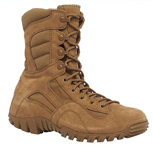 Ricerca Tattica Belleville Khyber Ii Boot - Coyote - 10 Wide