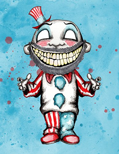 Super Secret Clown Business II Fine Art Print -