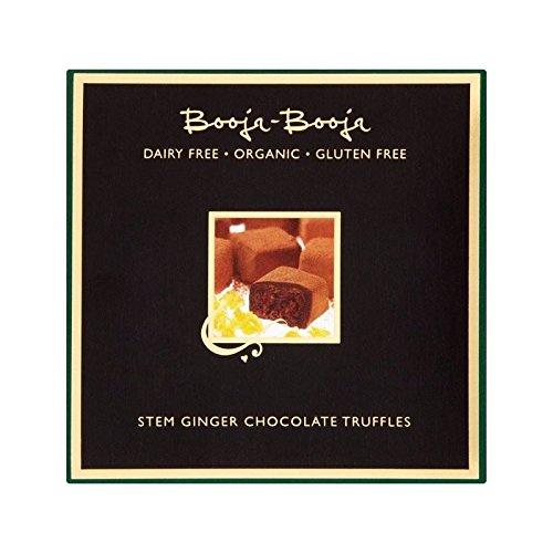 Booja Booja Lácteos Madre Libre De Trufas De Chocolate De Jengibre 104G - Paquete de 4: Amazon.es: Alimentación y bebidas