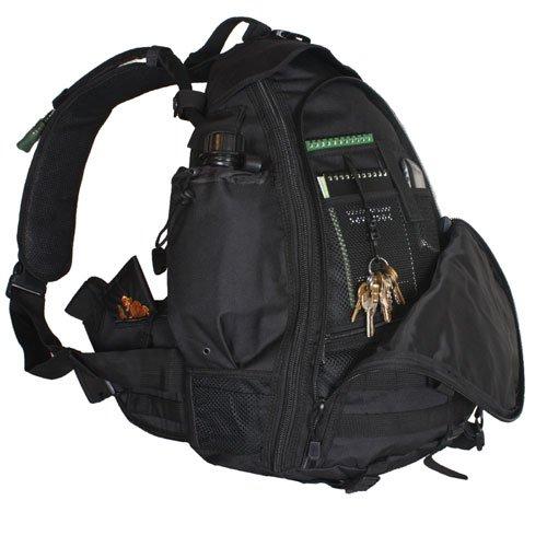 Teardrop Sling - Fox Outdoor Products Ambidextrous Teardrop Tactical Sling Pack, Black