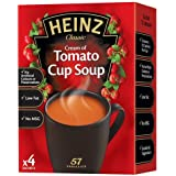 Heinz Cream Of Tomato Cup Soup 4x 22g(88g)