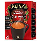 Heinz Tomato Cup Soup 4 x 22g