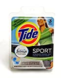 Tide Sport Travel Sink Packets (6)