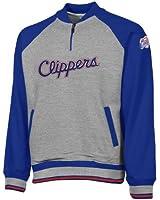 Los Angeles Clippers NBA Men's 1/4 Zip Pullover Sweatshirt