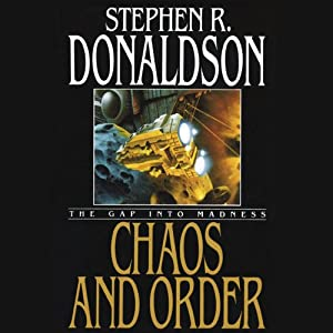 Chaos and Order: The Gap into Madness Audiobook
