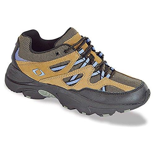 Apex Women's Sierra Trail Runner Brown Nylon CorduraTM 5.5 M US by Apex