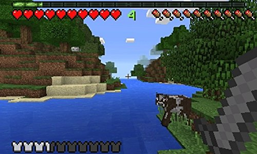 Amazoncom Minecraft New Nintendo DS Edition Nintendo DS - Minecraft flash spielen