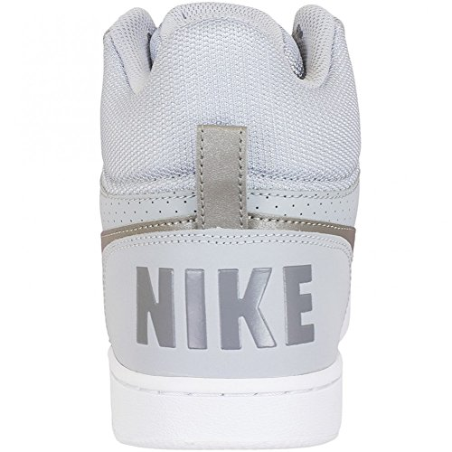 Nike e Sneaker Court Borough Mid Grau Grau
