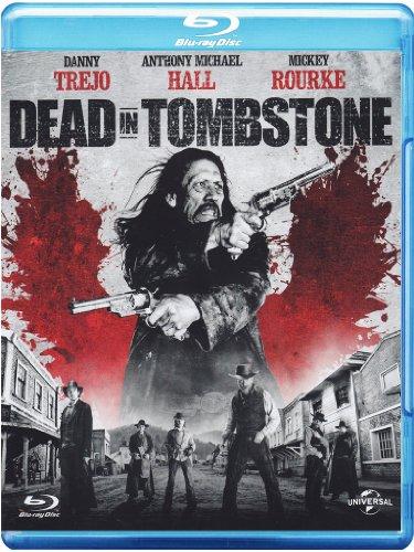 dead in tombstone (blu-ray) blu_ray Italian Import