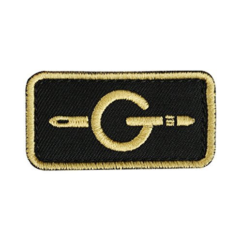 Tactical Velcro Patches, Tactical_Geek BG Series Patches | G