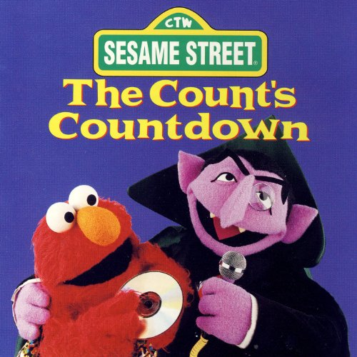 Sesame Street: The Count's Countdown (Count Sesame Street)