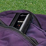 Memorex AM/FM Portable Pocket Radio MR4240 - Black