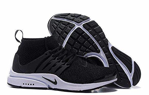 5b9162714944 Nike Air Presto Men s Blue Air Presto Ultra Flyknit Running Shoes ...