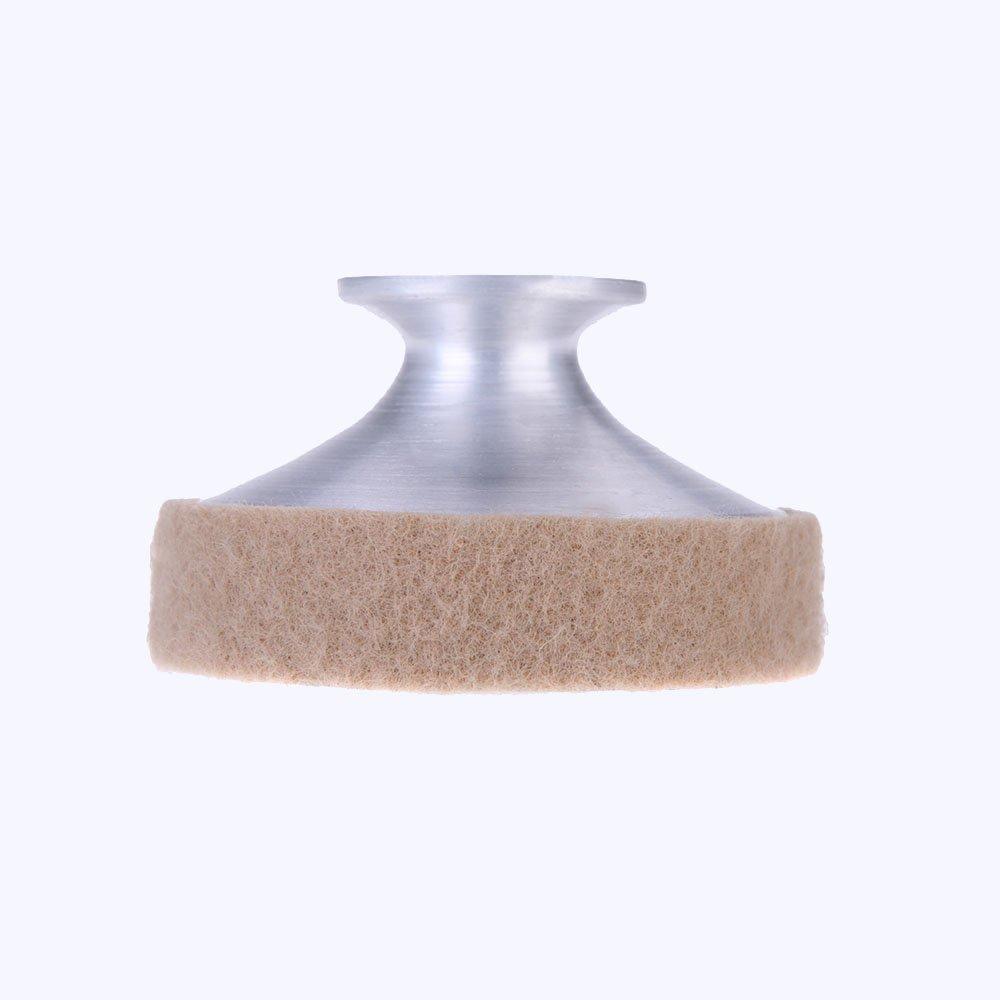 ammoon Muet Silencieux Aluminium pour Saxophone Alto Sax M/étal Dampener L/éger