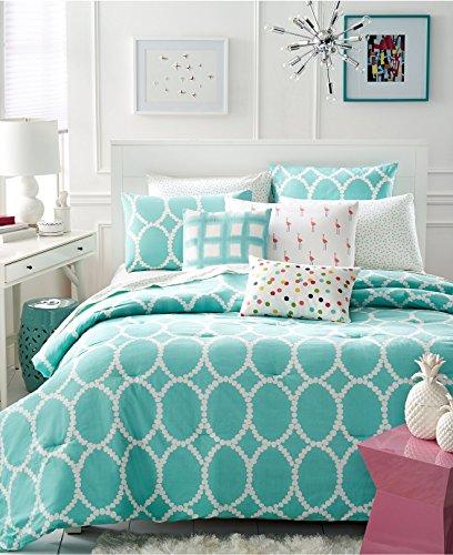Whim by Martha Stewart Collection Mirror Mirror 5-Pc King Duvet Set Bedding by Martha Stewart