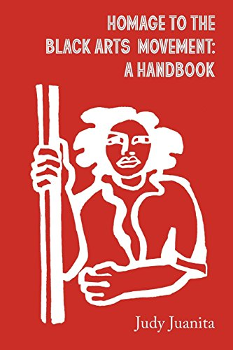 Homage to the Black Arts Movement: A Handbook (EquiDistance Handbooks) (Volume 1) ()