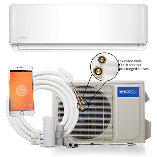 MRCOOL DIY 36K BTU 16 SEER Ductless Mini-Split Heat Pump w/ WiFi