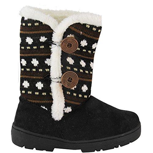 Unbekannt - botas de nieve Mujer , color, talla 37