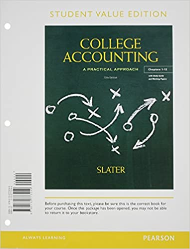 Amazon college accounting chapers 1 12 student value edition college accounting chapers 1 12 student value edition 12th edition 12th edition fandeluxe Image collections